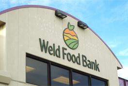 Morning Fresh Farms and Weld Food Bank